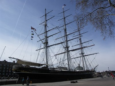 The Cutty Sark