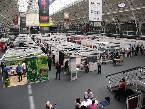 General view of BAPLA picture buyers fair 2008