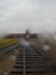 Auschwitz: Iconic image