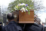 Funeral in Afro Caribbean community