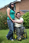 Entitled to love: Disabled man with partner
