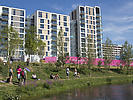 Athletes' village, Olympics 2012