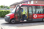 Bus for people with disabilites